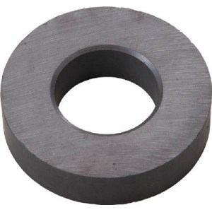 TRUSCO フェライト磁石 外径17.5mmX厚み3mm 10個入り