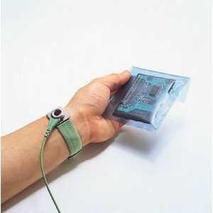 HOZAN ESDバッグ 非帯電袋 300×450 ブルー