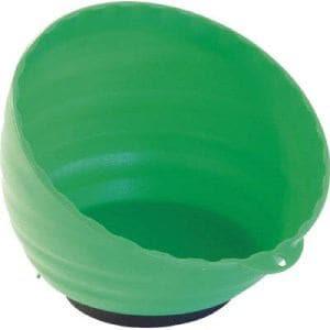 TRUSCO 樹脂マグネットトレー 緑