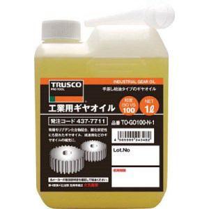 TRUSCO 工業用ギヤオイル VG320 1L