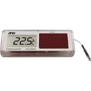 A&D ソーラー温度計