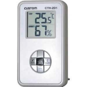 カスタム デジタル温湿度計