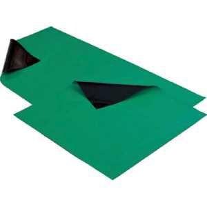 HOZAN 導電性カラーマット グリーン