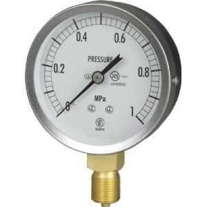 長野 JIS汎用形圧力計(A枠)