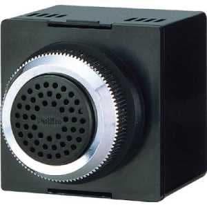パトライト BM型 超小型電子音報知器 Φ30 電子ブザー2音