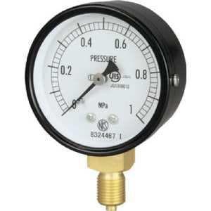 長野計器 AA101210.4MP 普通形圧力計