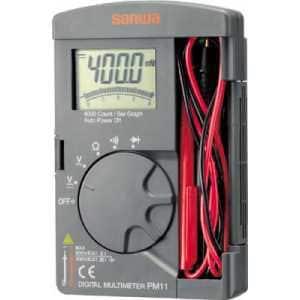 SANWA ポケット型デジタルマルチメータ