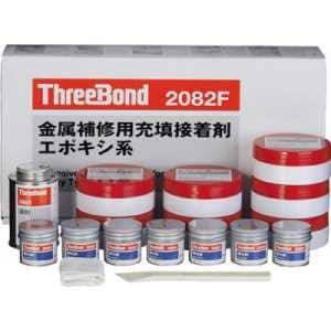 スリーボンド 金属補修用充填接着剤 エポキシ系 TB2082F 1500g