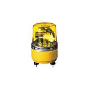 パトライト SKH-EA型 小型回転灯 Φ100 黄