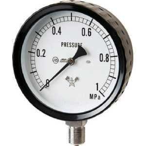 右下 ステンレス圧力計