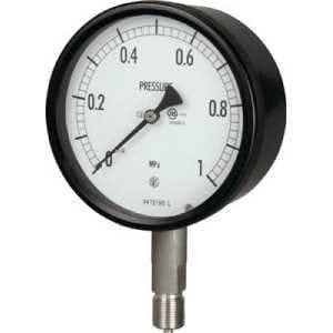 長野計器 BE101332.5MP 密閉形圧力計