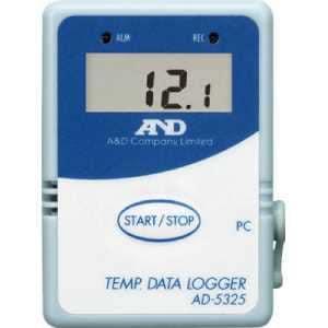 A&D 温度データーロガー 4000メモリースタート・セット