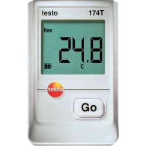 テストー ミニ温度データロガUSBインターフェイス付セット