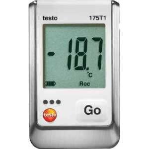 テストー 温度データロガ内蔵1チャンネル