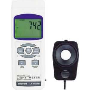 カスタム デジタル照度計