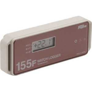Fujita 表示付温度・衝撃データロガー(フェリカタイプ)