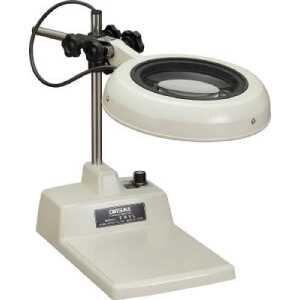オ-ツカ LED照明拡大鏡 ENVLシリーズB型(2倍率)