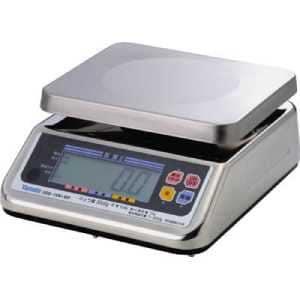 ヤマト 完全防水形デジタル上皿自動はかり UDS-1VN-WP-3 3kg