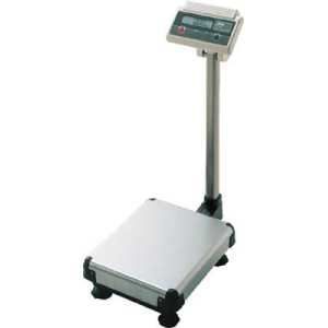 A&D デジタル台はかりポール付き0.02kg/150kg