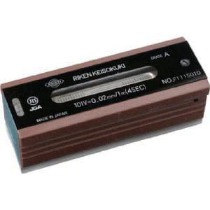 TRUSCO 平形精密水準器 A級 寸法150 感度0.05