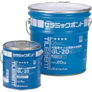 TILEMENT タイル用接着剤 GL-20 4kg
