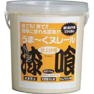日本プラスター うま~くヌレール 5kg 白色