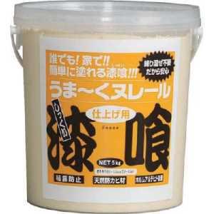 日本プラスター うま~くヌレール 5kg クリーム色