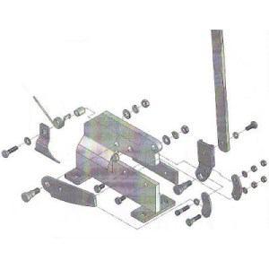 TRUSCO P-1用六角ナットNO.16