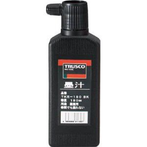 TRUSCO 墨汁 180cc 黒