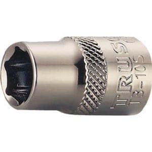 TRUSCO ソケット 6角タイプ 差込角9.5 対辺10mm
