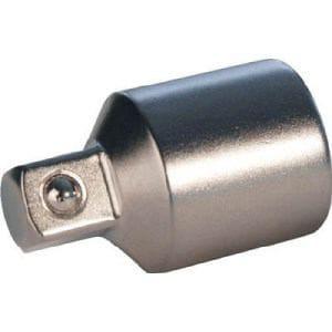 TRUSCO ソケットアダプター 差込角凹12.7mm 凸9.5mm