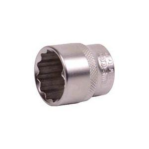 TRUSCO ソケット(12角) 差込角12.7 対辺32mm