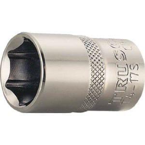 TRUSCO ソケット 6角タイプ 差込角12.7 対辺19mm