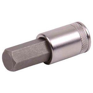 TRUSCO ヘキサゴンソケット 差込角12.7 対辺19mm