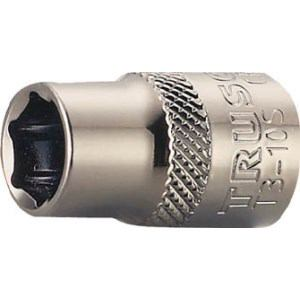 TRUSCO ソケット 6角タイプ 差込角9.5 対辺22mm
