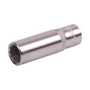 TRUSCO ディープソケット(12角) 差込角12.7 対辺19mm