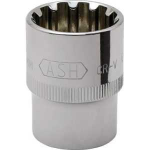 ASH ハイブリットソケット1/2(12.7)X24mm