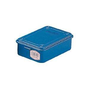 TRUSCO トランク工具箱 142X105X52.0 ブルー