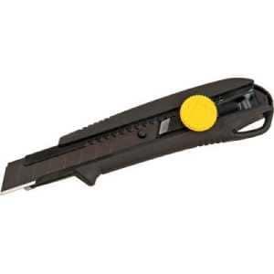 タジマ ドライバーカッター L561 ネジロック 黒