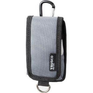 TRUSCO コンパクトツールケース 携帯電話用 グレー