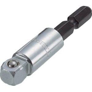 TRUSCO 電動ドライバーソケットアダプタ 首振りタイプ 12.7mm