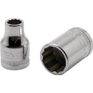 ASH 12角ソケット12.7□×23mm
