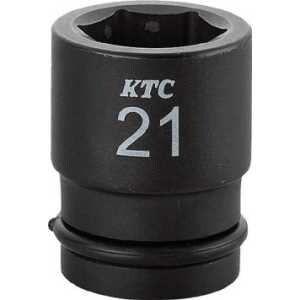 KTC 12.7sq.インパクトレンチ用ソケット(標準) ピン・リング付8mm