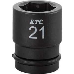 KTC 12.7sq.インパクトレンチ用ソケット(標準) ピン・リング付12mm