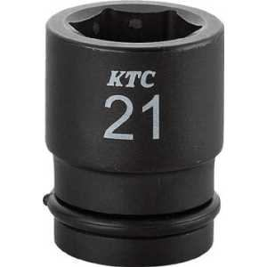 KTC 12.7sq.インパクトレンチ用ソケット(標準) ピン・リング付17mm