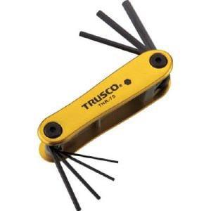 TRUSCO 六角棒レンチセット ナイフ式