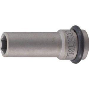 TRUSCO インパクト用ロングソケット(差込角9.5)対辺10mm