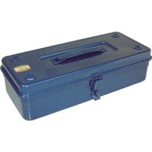 TRUSCO トランク工具箱 359X163X102.0 ブルー