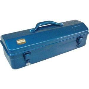 TRUSCO 山型工具箱 420X155X173.5 ブルー