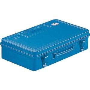 TRUSCO トランク工具箱 368X222X95 ブルー